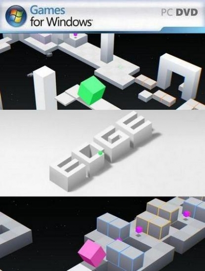 Obal hry EDGE