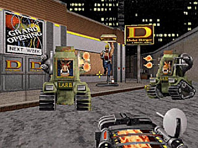 Screen Duke Nukem 3D: Atomic Edition