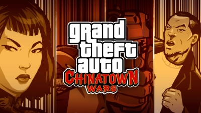 Artwork ke hře Grand Theft Auto: Chinatown Wars