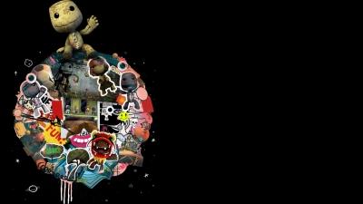Artwork ke hře LittleBigPlanet