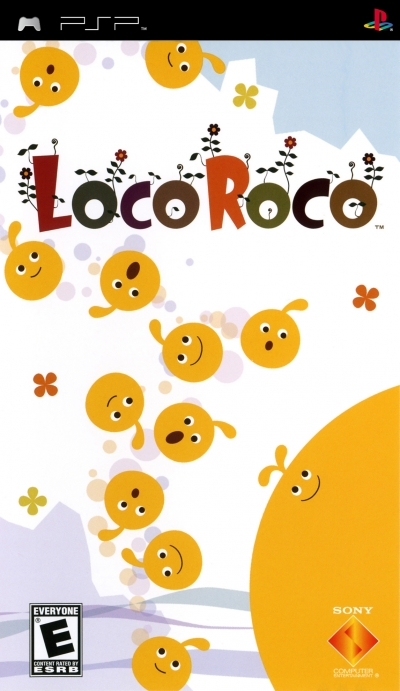 Obal hry LocoRoco