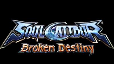 Artwork ke hře Soul Calibur: Broken Destiny