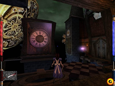Screen American McGee´s Alice