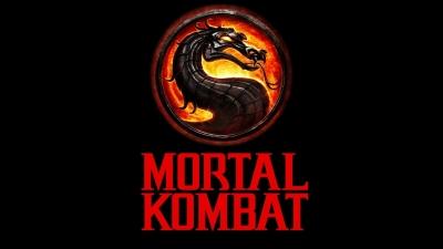 Artwork ke hře Mortal Kombat