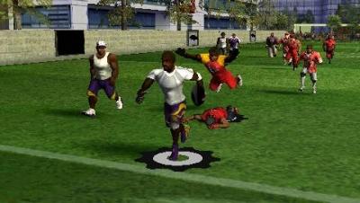 Screen ze hry NFL Street 2