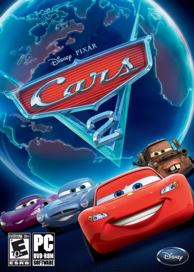 Obal hry Cars 2