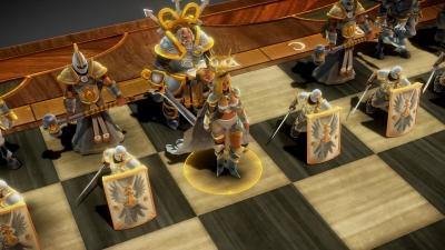 Artwork ke hře Battle vs Chess