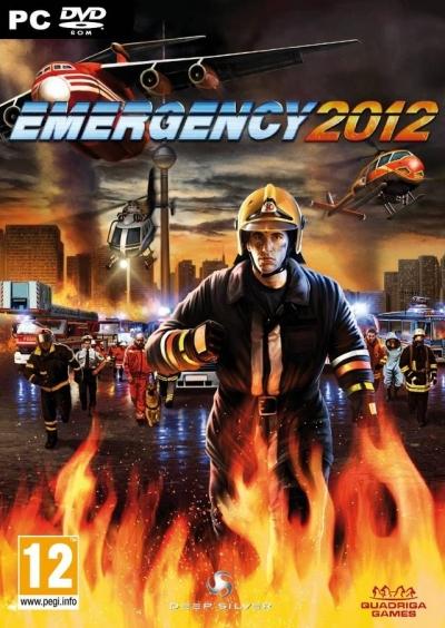 Obal hry Emergency 2012
