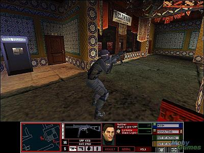 Screen ze hry Tom Clancy´s Rainbow Six: Rogue Spear: Urban Operations