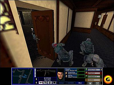 Screen ze hry Tom Clancy´s Rainbow Six: Rogue Spear
