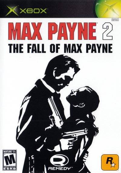 Obal hry Max Payne 2: The Fall of Max Payne