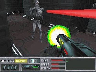 Screen Terminator: Future Shock