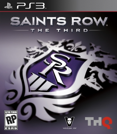 Obal hry Saints Row: The Third