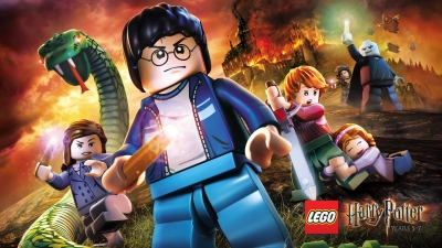 Artwork ke hře LEGO Harry Potter: Years 5-7