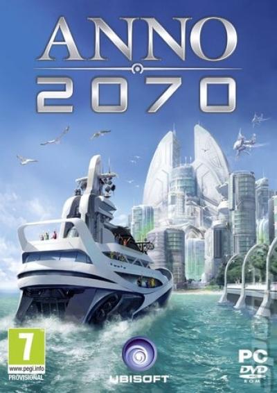 Obal hry Anno 2070