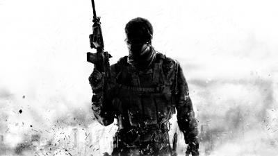 Artwork ke hře Call of Duty: Modern Warfare 3