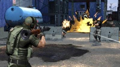Artwork ke hře Special Forces: Team X