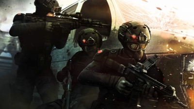 Artwork ke hře Tom Clancy´s Rainbow 6: Patriots