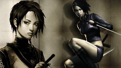 Artwork ke hře Tenchu: Stealth Assassins