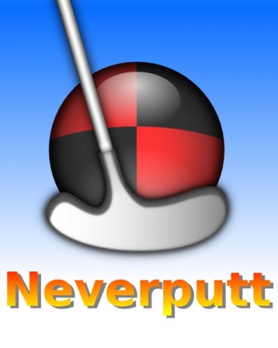 Obal hry Neverputt