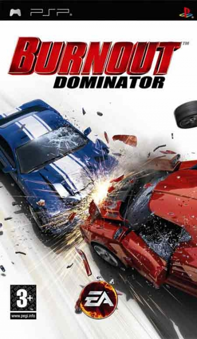 Obal hry Burnout Dominator