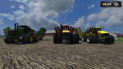 Artwork ke hře Farming Simulator 2011