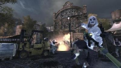 Screen ze hry CrimeCraft Bleedout