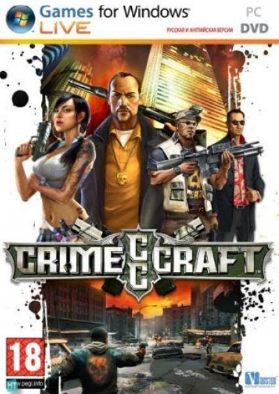 Obal hry CrimeCraft Bleedout