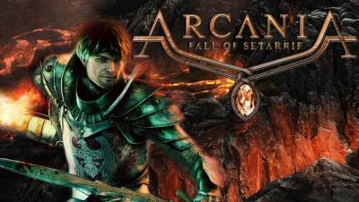 Screen ze hry Arcania: Fall of Setarrif