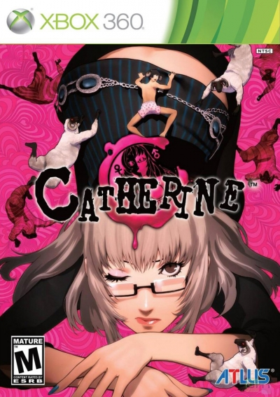 Obal hry Catherine