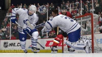 Screen ze hry NHL 12