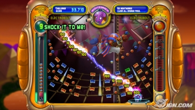 Artwork ke hře Peggle Nights