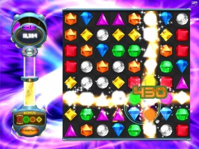 Screen ze hry Bejeweled Twist