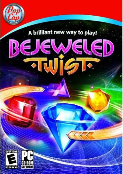 Obal hry Bejeweled Twist