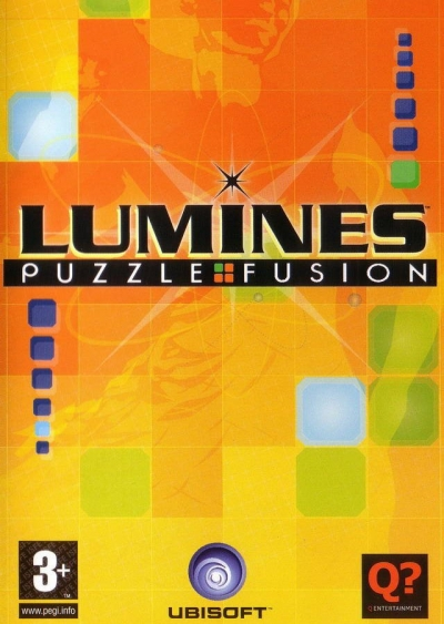Obal hry Lumines