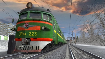 Artwork ke hře Trainz Simulator 12