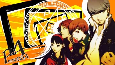 Artwork ke hře Shin Megami Tensei: Persona 4