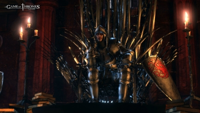 Screen ze hry A Game of Thrones - Genesis