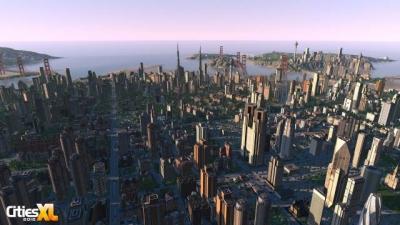Artwork ke hře Cities XL 2012