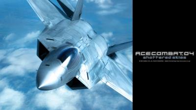 Artwork ke hře Ace Combat 04: Shattered Skies