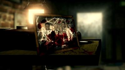 Artwork ke hře The Walking Dead