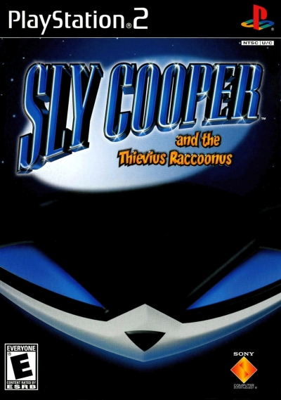 Obal hry Sly Cooper and the Thievius Raccoonus