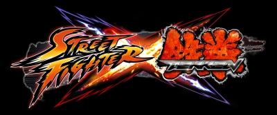 Screen ze hry Street Fighter X Tekken