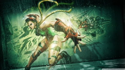 Artwork ke hře Street Fighter X Tekken