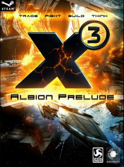 Obal hry X3: Albion Prelude
