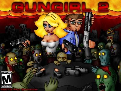 Obal hry Gungirl 2