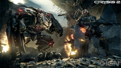 Artwork ke hře Crysis Wreckage