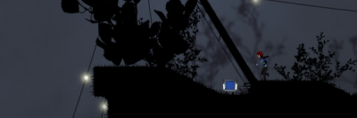 Screen ze hry Saira