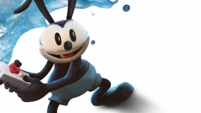 Artwork ke hře Disney Epic Mickey 2: The Power of Two