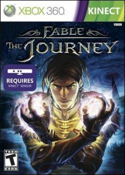 Obal hry Fable: The Journey